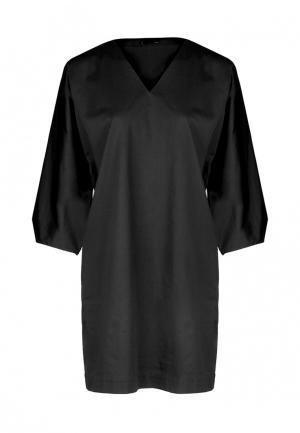 Платье Uona. Цвет: черный