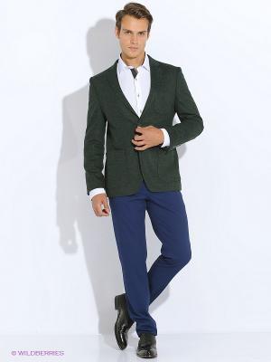 Пиджак BAWER. Цвет: зеленый