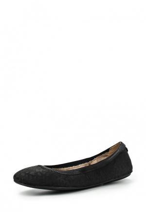 Балетки DKNY. Цвет: черный