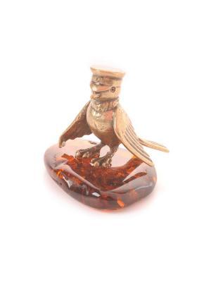Фигура Чижик Aztek. Цвет: желтый, коричневый, светло-оранжевый