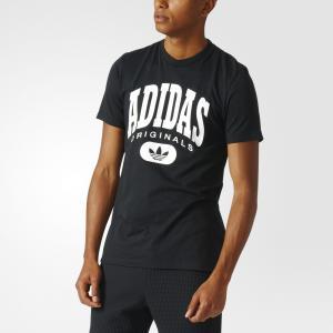 Футболка Torsion  Originals adidas. Цвет: черный