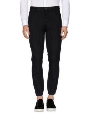 Повседневные брюки JOHN VARVATOS ★ U.S.A.. Цвет: черный