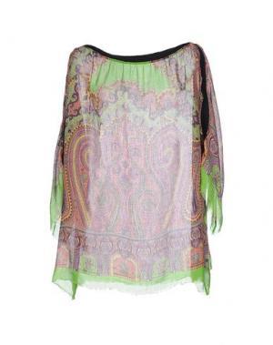 Блузка ROSAMUNDA. Цвет: светло-зеленый