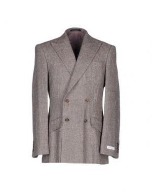 Пиджак RICHARD JAMES. Цвет: голубиный серый