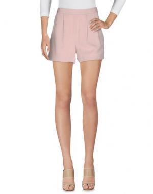 Повседневные шорты FILIPPA K. Цвет: розовый