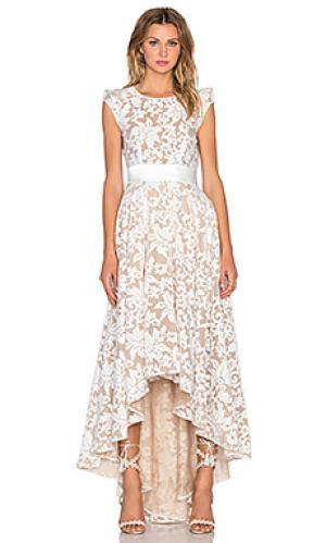 Вечернее платье boheme Bronx and Banco. Цвет: белый