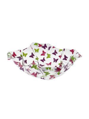 Ваза для конфет Migura. Цвет: прозрачный, розовый, зеленый, фиолетовый