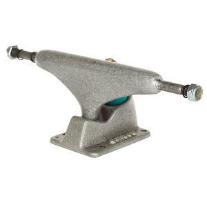 Подвески для скейтборда лонгборда 2шт.  Truck Set Cx Mini Raw 5 (19.7 см) Carver. Цвет: серый