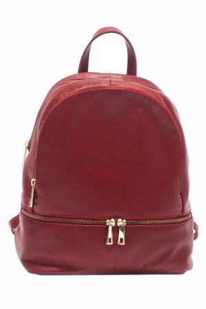 Рюкзак CARLA FERRERI. Цвет: красный