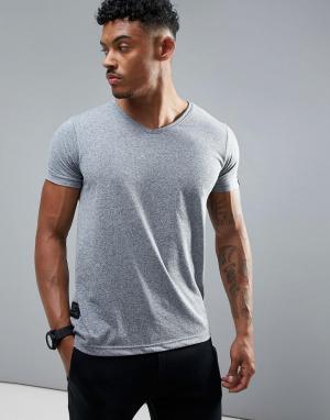 Dissident Спортивная футболка. Цвет: серый