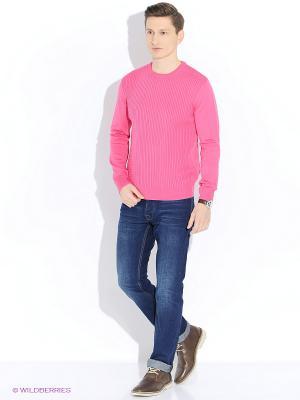 Джемпер INFcollection. Цвет: розовый