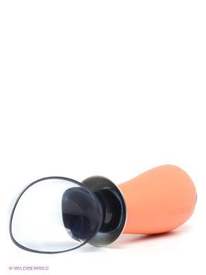 Ложка для мороженого Frybest. Цвет: оранжевый, прозрачный