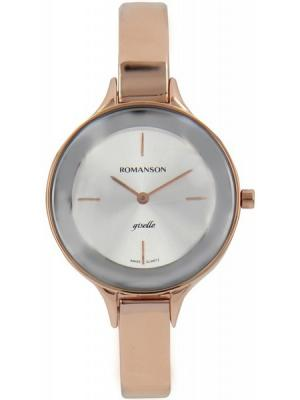 Часы RM8276LL Romanson. Цвет: золотистый