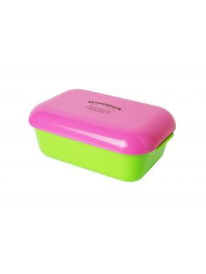 Фроззипак контейнер с охлаждающим элементом Lurch. Цвет: зеленый