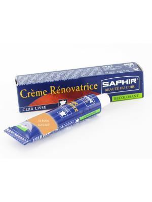 Восстановитель кожи Creme RENOVATRICE, 25 мл. (жидкая кожа)(БЕЖЕВЫЙ - 16) Saphir. Цвет: бежевый