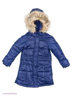 Куртка толст. синтеп Modis. Цвет: темно-синий, серый