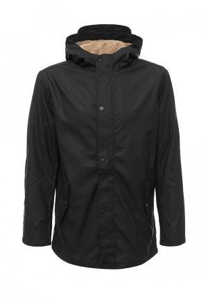 Куртка утепленная Y.Two. Цвет: черный