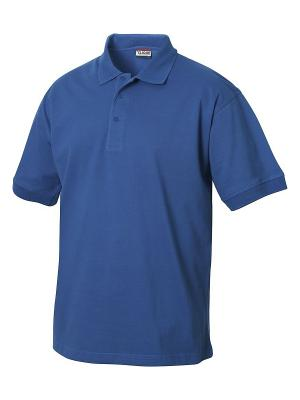 Рубашка поло Линкольн Clique. Цвет: голубой