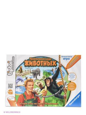 Игра Приключения в мире животных Ravensburger. Цвет: белый