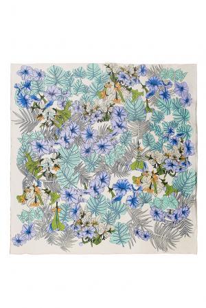 Шелковый платок 183363 Moltini. Цвет: разноцветный