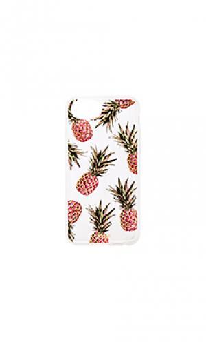 Чехол для iphone 6/7 pina colada Sonix. Цвет: розовый