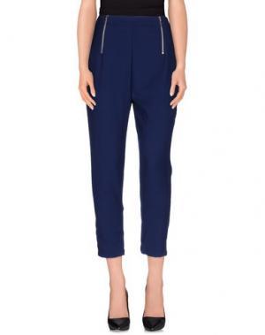 Повседневные брюки AMERICAN VINTAGE. Цвет: синий