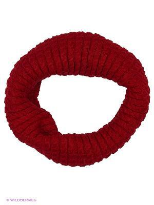 Снуд Vitacci. Цвет: бордовый