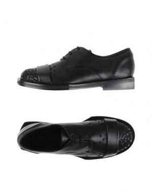 Обувь на шнурках ACHILLES ION GABRIEL. Цвет: черный