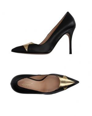 Туфли CARLA G.. Цвет: черный