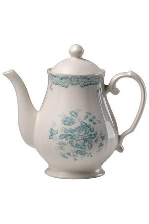 Чайник заварочный Bitossi. Цвет: голубой