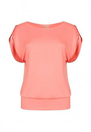 Блуза домашняя Petit Pas. Цвет: коралловый