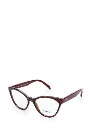 Оправа Prada. Цвет: коричневый