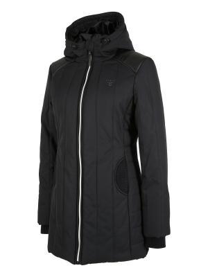 Куртка LANE COAT HUMMEL. Цвет: черный