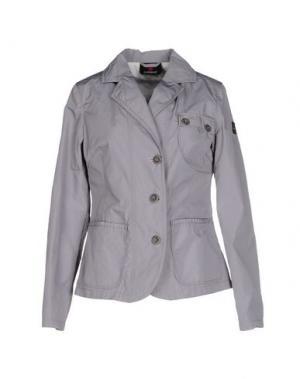 Пиджак CANADIENS. Цвет: серый