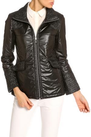 Куртка Cinzia Rocca. Цвет: черный