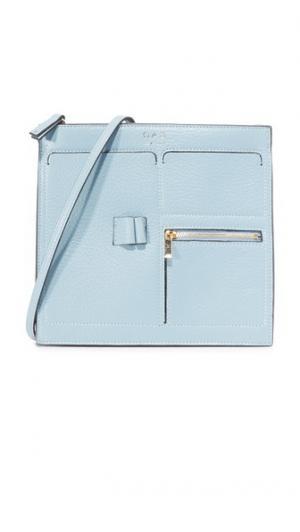 Миниатюрная сумка через плечо Kit OAD