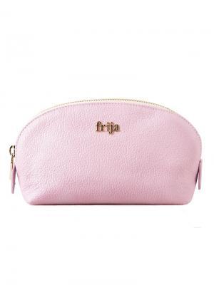 Косметичка Frija. Цвет: розовый