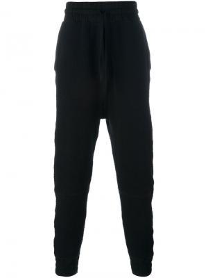 Спортивные брюки Ore Blood Brother. Цвет: чёрный
