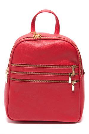 Рюкзак ROBERTA M.. Цвет: красный