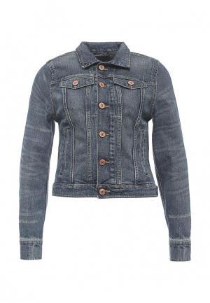 Куртка джинсовая H.I.S. Цвет: синий