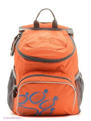 Рюкзак LITTLE JOE Jack Wolfskin. Цвет: оранжевый