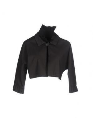 Пиджак MANILA GRACE. Цвет: свинцово-серый