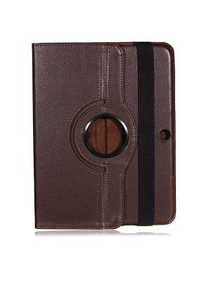 Обложка skinBOX rotating 360 для планшеты Samsung P5200.. Цвет: коричневый