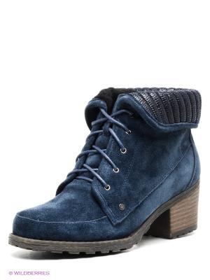 Ботинки Nexpero. Цвет: синий