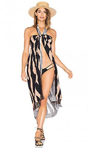 Пареро lanai Vix Swimwear. Цвет: черный