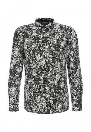 Рубашка Anerkjendt. Цвет: черно-белый