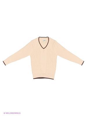 Пуловер Cascatto. Цвет: бежевый
