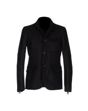 Куртка MESSAGERIE. Цвет: черный