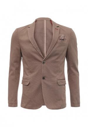 Пиджак Alcott. Цвет: коричневый
