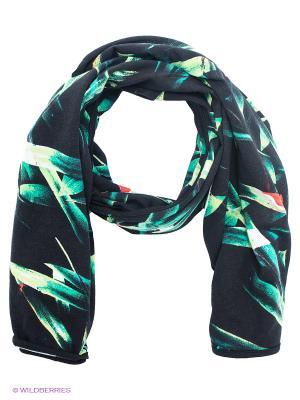 Платок K1X. Цвет: черный, зеленый